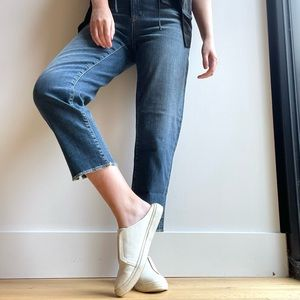 NWT Eileen Fisher High Rise Jeans  - 4